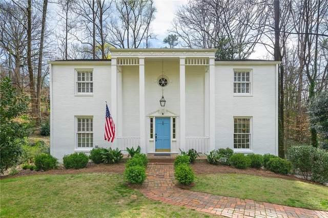 658 Edinboro Road NW, Atlanta, GA 30327 (MLS #6858022) :: Tonda Booker Real Estate Sales