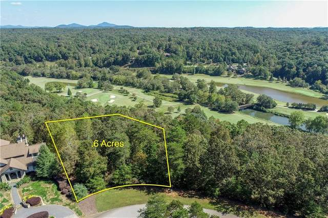 1107 Kiliahote Pass, Dahlonega, GA 30533 (MLS #6858088) :: Rock River Realty