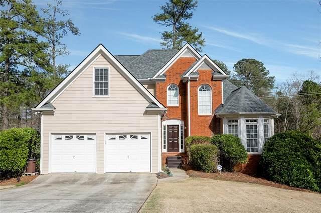 1525 Fallen Leaf Drive SW, Marietta, GA 30064 (MLS #6858166) :: North Atlanta Home Team