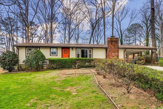 2193 Davis Road, Stone Mountain, GA 30087 (MLS #6858173) :: North Atlanta Home Team