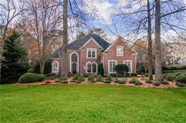 3140 Greatwood Crossing, Alpharetta, GA 30005 (MLS #6858191) :: North Atlanta Home Team