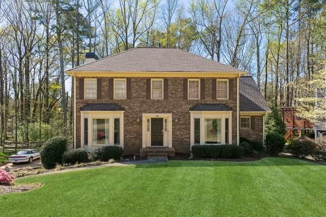 3388 Falling Brook Drive, Marietta, GA 30062 (MLS #6858253) :: North Atlanta Home Team