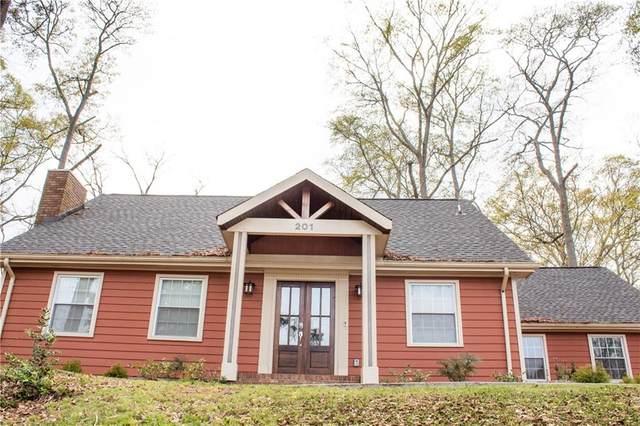 201 Winchester Drive, Carrollton, GA 30117 (MLS #6858285) :: North Atlanta Home Team