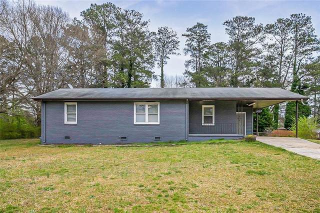 3608 Lakeshore Drive SW, Smyrna, GA 30082 (MLS #6858305) :: North Atlanta Home Team