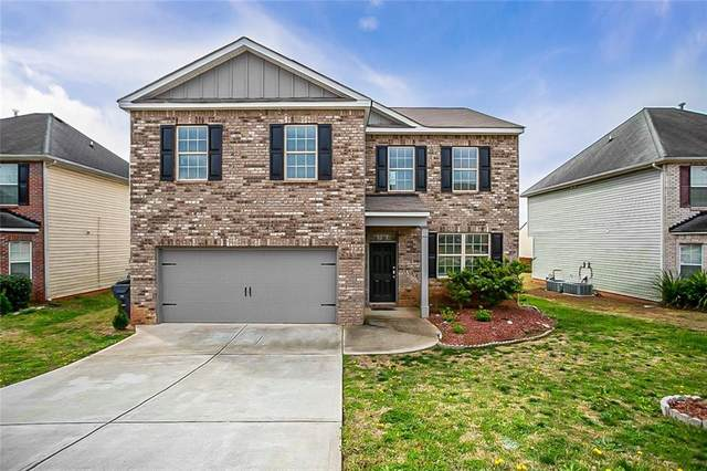 1768 Wood Stork Drive, Hampton, GA 30228 (MLS #6858320) :: North Atlanta Home Team