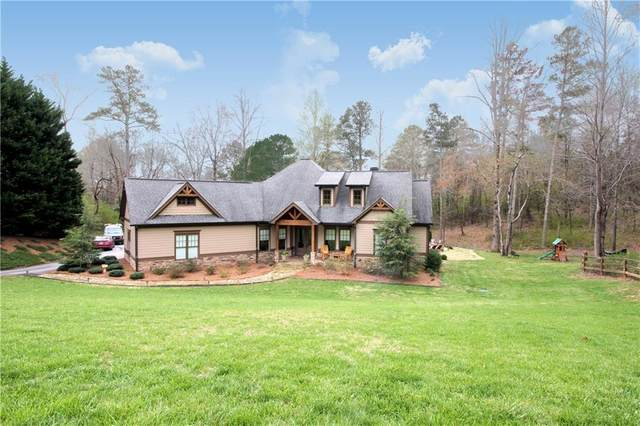 1004 Arnold Mill Road, Woodstock, GA 30188 (MLS #6858324) :: North Atlanta Home Team