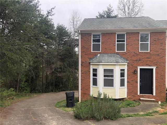 1545 Cedar Bluff Trail, Marietta, GA 30062 (MLS #6858327) :: Keller Williams Realty Cityside