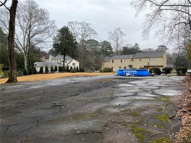 57 Putnam Drive NW, Atlanta, GA 30342 (MLS #6858328) :: North Atlanta Home Team