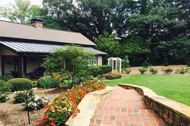 72 Sloan Street, Roswell, GA 30075 (MLS #6858341) :: Rock River Realty