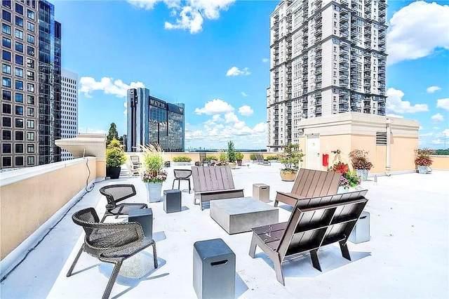1101 Juniper Street NE #1413, Atlanta, GA 30309 (MLS #6858350) :: Path & Post Real Estate