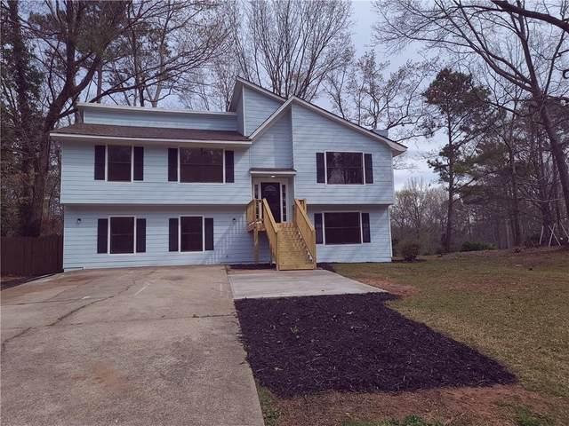 1192 Ridgeside Drive NW, Acworth, GA 30102 (MLS #6858378) :: Compass Georgia LLC