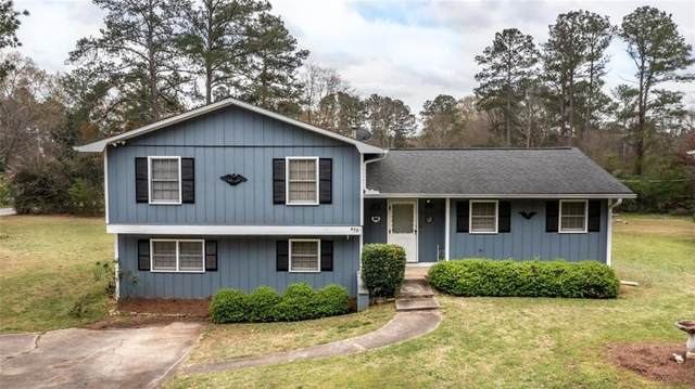 459 Bell Road SE, Conyers, GA 30094 (MLS #6859474) :: The Heyl Group at Keller Williams