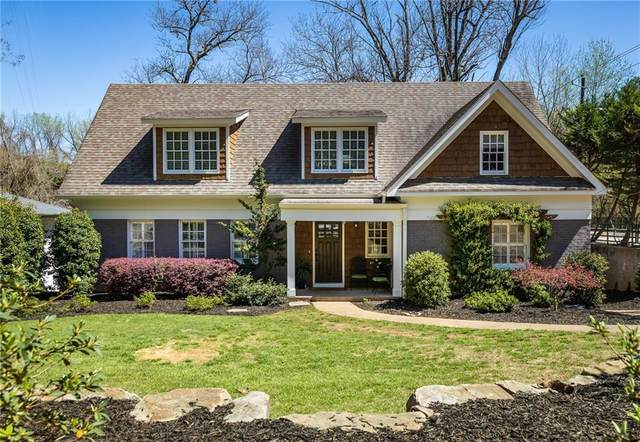 1804 Noble Drive NE, Atlanta, GA 30306 (MLS #6859528) :: North Atlanta Home Team