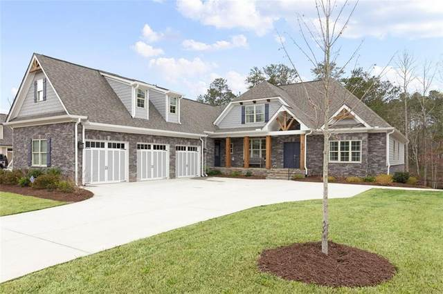 6348 Granbury Walk NW, Acworth, GA 30101 (MLS #6859572) :: North Atlanta Home Team