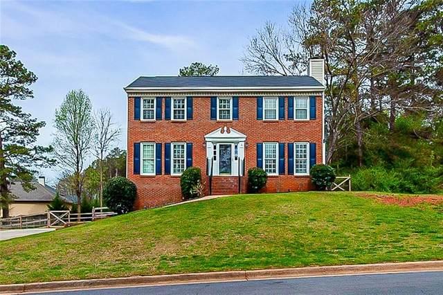 1381 Warrenton Hunt, Lawrenceville, GA 30043 (MLS #6859603) :: North Atlanta Home Team