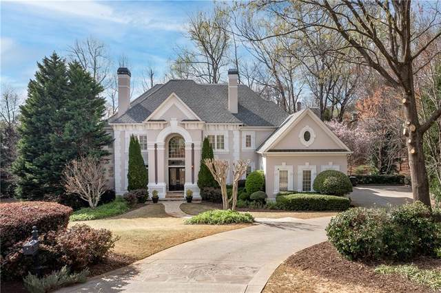 3278 Bransley Way, Duluth, GA 30097 (MLS #6859617) :: The Realty Queen & Team