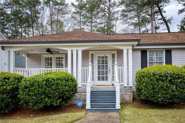 1594 Trentwood Place NE, Brookhaven, GA 30319 (MLS #6859630) :: Oliver & Associates Realty