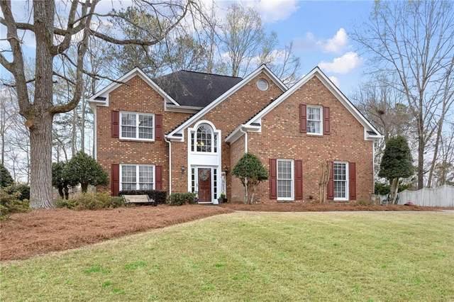 1470 Fenwick Drive SW, Marietta, GA 30064 (MLS #6859645) :: North Atlanta Home Team