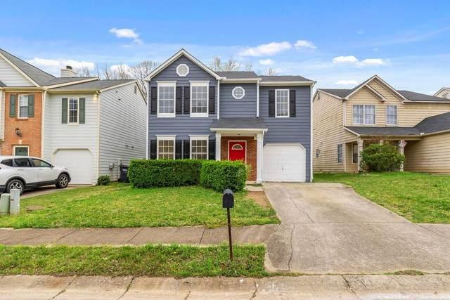 6600 Coventry Point, Austell, GA 30168 (MLS #6859684) :: North Atlanta Home Team