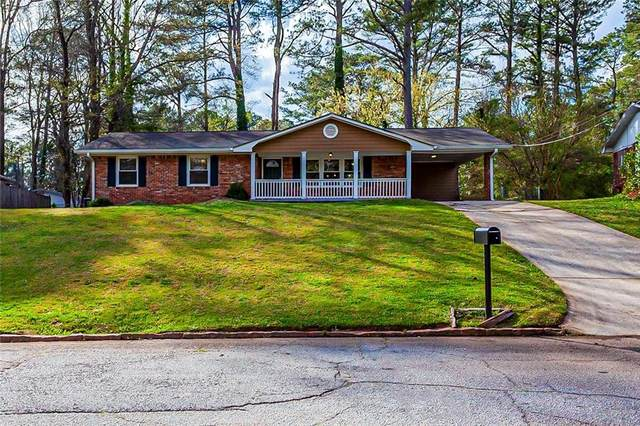 3065 Corbin Avenue, Decatur, GA 30034 (MLS #6859688) :: The Zac Team @ RE/MAX Metro Atlanta