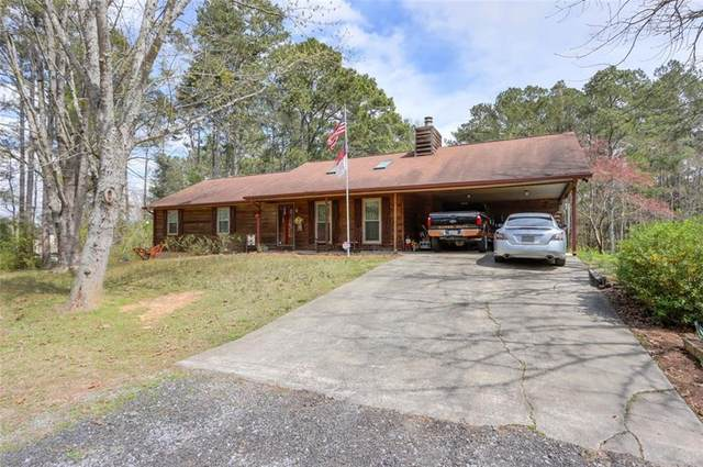 762 Acworth Due West Road NW, Kennesaw, GA 30152 (MLS #6859741) :: Path & Post Real Estate