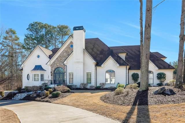 1265 Hopewell Crest, Alpharetta, GA 30004 (MLS #6859761) :: North Atlanta Home Team