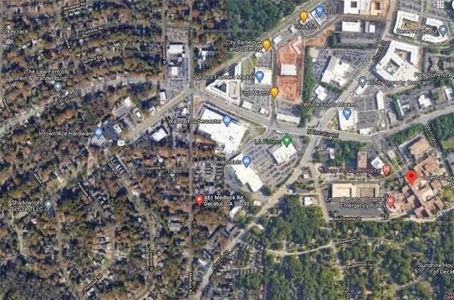 481 Medlock Road, Decatur, GA 30030 (MLS #6859787) :: North Atlanta Home Team