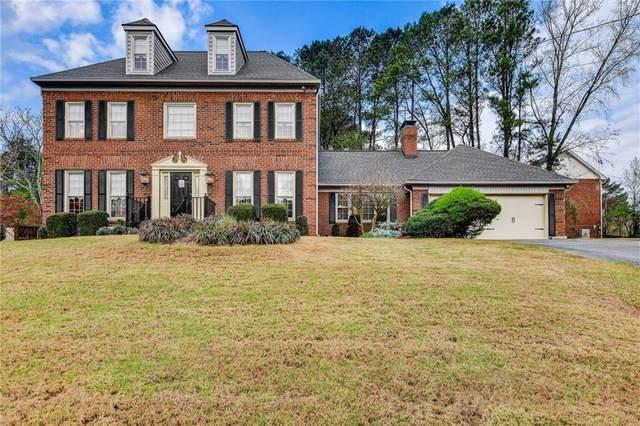 5254 Bowers Brook Drive SW, Lilburn, GA 30047 (MLS #6859788) :: Path & Post Real Estate