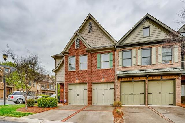 3227 Claudia Place #28, Peachtree Corners, GA 30092 (MLS #6859858) :: Path & Post Real Estate