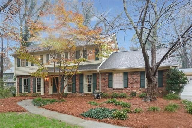 4443 Kellogg Circle, Dunwoody, GA 30338 (MLS #6859878) :: North Atlanta Home Team