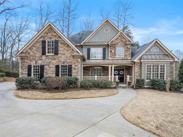 5407 Hedge Creek Lane NW, Acworth, GA 30101 (MLS #6859882) :: North Atlanta Home Team