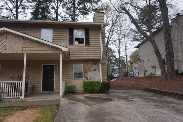 1219 Creek Forest Court SW, Conyers, GA 30012 (MLS #6859915) :: RE/MAX Prestige