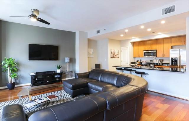 565 Peachtree Street NE #803, Atlanta, GA 30308 (MLS #6859953) :: North Atlanta Home Team