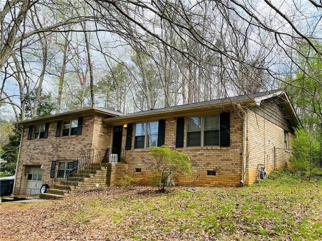 1367 Piedmont Road NE, Marietta, GA 30066 (MLS #6860030) :: North Atlanta Home Team