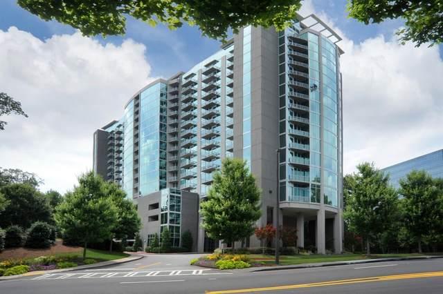 3300 Windy Ridge Parkway SE #1002, Atlanta, GA 30339 (MLS #6860046) :: Oliver & Associates Realty