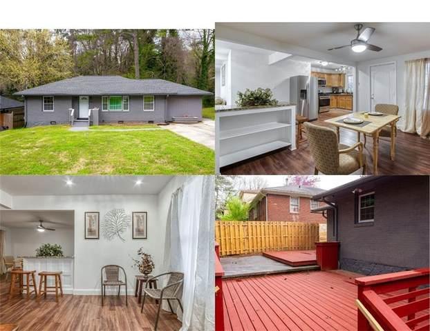 1868 Longdale Drive, Decatur, GA 30032 (MLS #6860124) :: Good Living Real Estate
