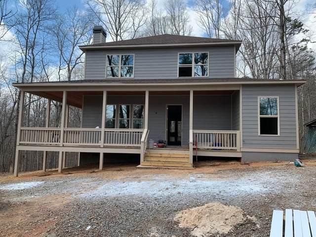 1734 Newport Drive, Ellijay, GA 30540 (MLS #6860138) :: Rock River Realty