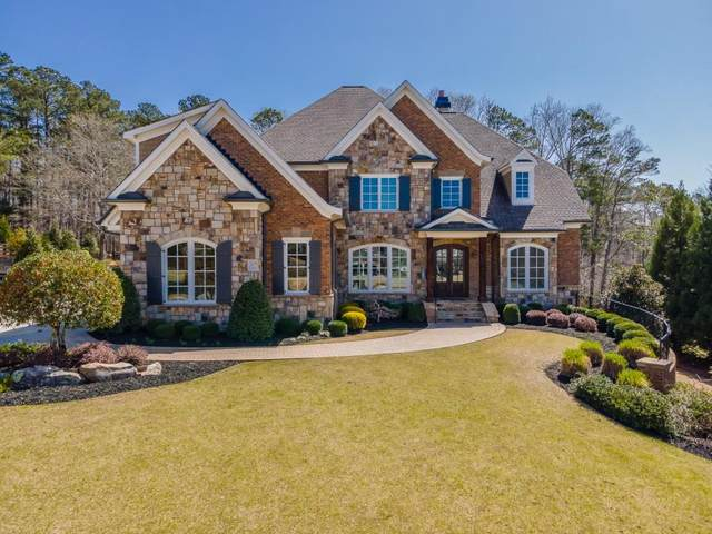 14060 Haystack Lane, Milton, GA 30004 (MLS #6860140) :: North Atlanta Home Team