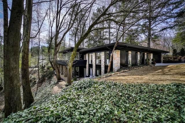 5190 Vernon Springs Trail, Atlanta, GA 30327 (MLS #6860153) :: North Atlanta Home Team