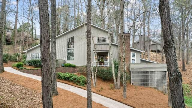 9660 Huntcliff Trace NE, Sandy Springs, GA 30350 (MLS #6860166) :: Rock River Realty