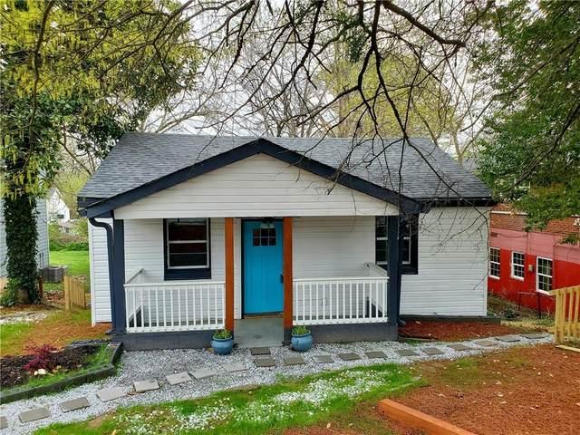 235 Chappell Road NW, Atlanta, GA 30314 (MLS #6860192) :: Path & Post Real Estate
