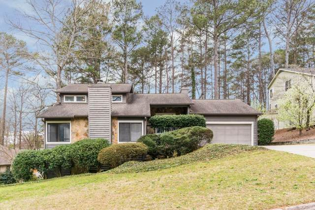 831 Muirfield Trace, Marietta, GA 30068 (MLS #6860193) :: Thomas Ramon Realty