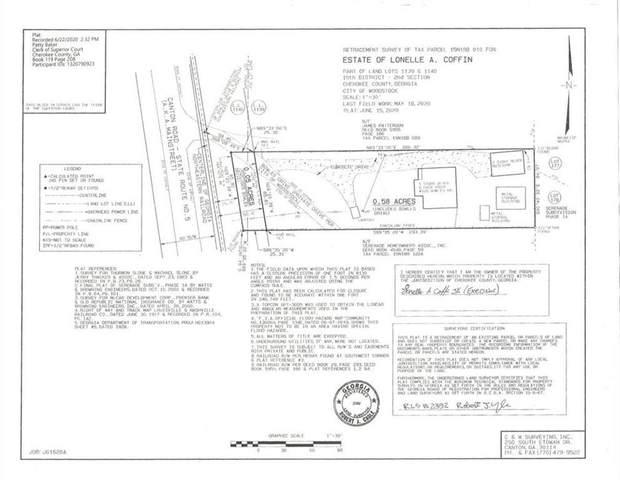 105 Bowles Drive, Woodstock, GA 30188 (MLS #6860212) :: The Gurley Team