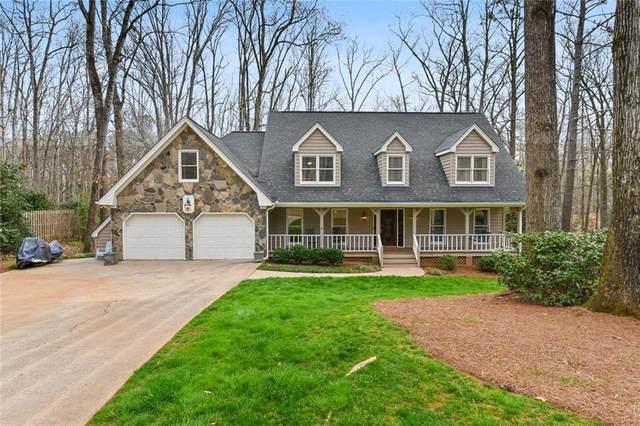 7115 Cherry Bluff Drive, Sandy Springs, GA 30350 (MLS #6860247) :: North Atlanta Home Team