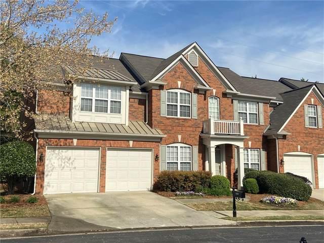 2325 Ventana Crossing #5, Marietta, GA 30062 (MLS #6860267) :: North Atlanta Home Team