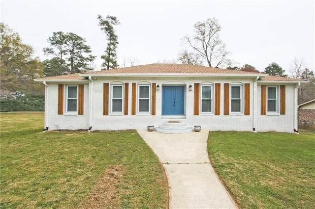 1724 Milford Church Road SW, Marietta, GA 30008 (MLS #6860328) :: Lucido Global