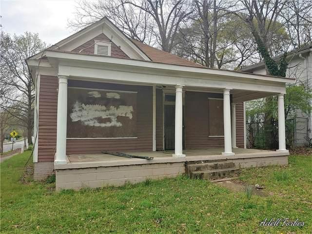 907 Beecher Street SW, Atlanta, GA 30310 (MLS #6860342) :: North Atlanta Home Team