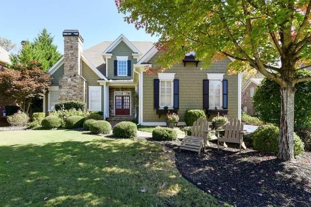 653 Tabbystone Street NW, Marietta, GA 30064 (MLS #6860359) :: North Atlanta Home Team