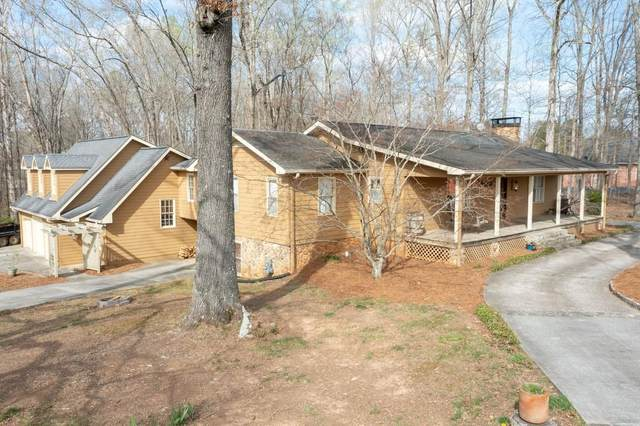 2880 Hickory Grove Road, Acworth, GA 30101 (MLS #6860388) :: Path & Post Real Estate