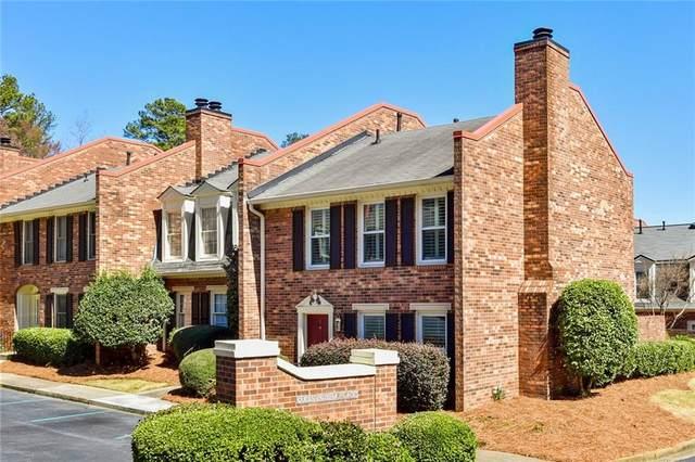 1 Queen Victoria Place NE, Atlanta, GA 30342 (MLS #6860451) :: RE/MAX Prestige